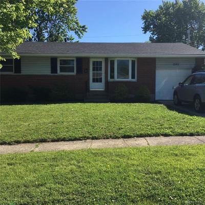 Dayton Single Family Home For Sale: 1340 Renslar Avenue