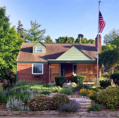 Dayton Single Family Home For Sale: 4012 Fourth Street