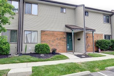 Miamisburg Condo/Townhouse For Sale: 3113 Jadik Way