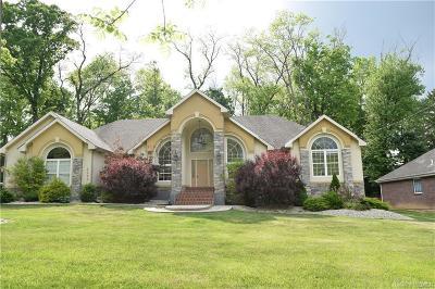 Dayton Single Family Home For Sale: 5299 Markey Road