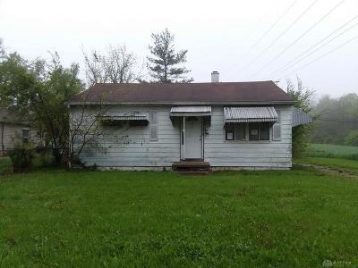 Dayton Single Family Home For Sale: 4901 Prescott Avenue
