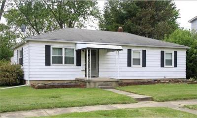 Springfield Single Family Home For Sale: 539 Douglas Avenue