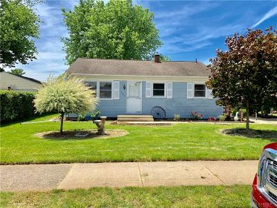 Troy Single Family Home For Sale: 1032 Meadow Lane