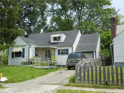 Dayton Single Family Home For Sale: 1816 Kensington Drive
