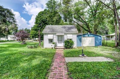 Dayton Single Family Home For Sale: 4501 Ross Avenue