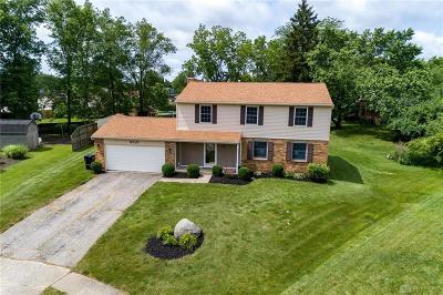 Dayton Single Family Home For Sale: 6521 Kevton Court
