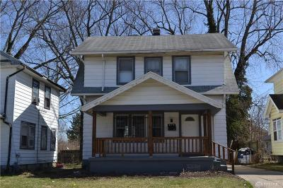 Dayton Single Family Home For Sale: 552 Evergreen Avenue
