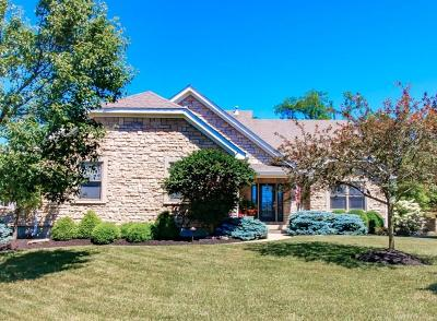 Warren County Single Family Home For Sale: 135 Pond Court