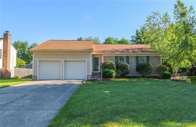 Warren County Single Family Home For Sale: 5970 Deer Run Drive