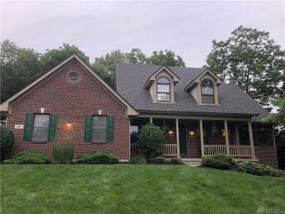 Beavercreek Single Family Home For Sale: 287 Timberleaf Drive