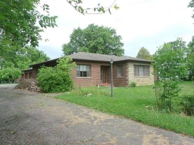 Beavercreek OH Single Family Home For Sale: $115,000
