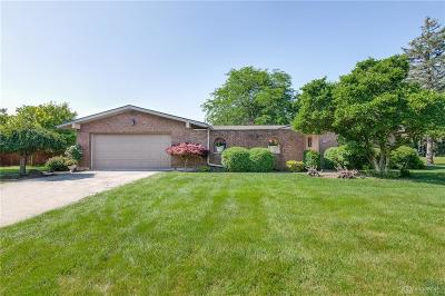 Tipp City Single Family Home Pending/Show for Backup: 900 Todd Court