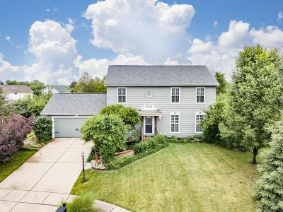 Miamisburg Single Family Home For Sale: 2229 Brookstream Court