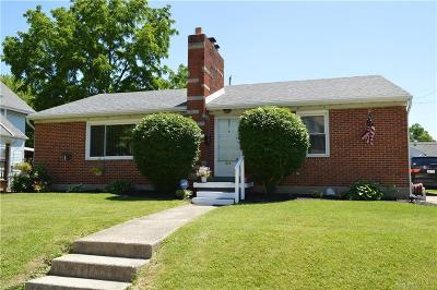 Springfield Single Family Home For Sale: 316 Roseland Avenue
