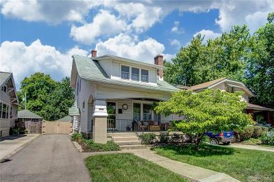Dayton Single Family Home Pending/Show for Backup: 2251 Nill Avenue