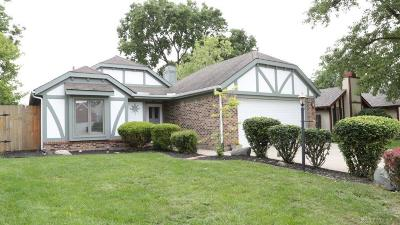 Dayton Single Family Home For Sale: 5128 Rivers Edge Boulevard