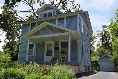 Dayton Single Family Home For Sale: 234 Heikes Avenue