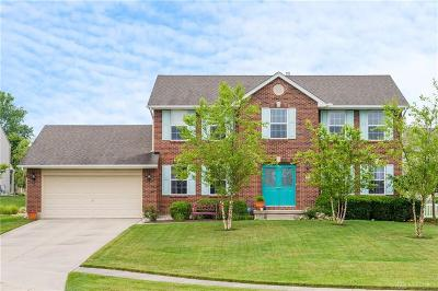 Miamisburg Single Family Home For Sale: 1256 McKinley Court