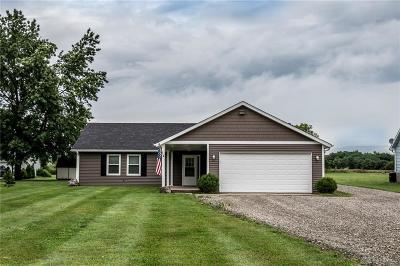 Warren County Single Family Home For Sale: 3542 Trovillo Road