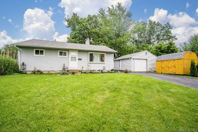 Miamisburg Single Family Home For Sale: 1116 8th Street