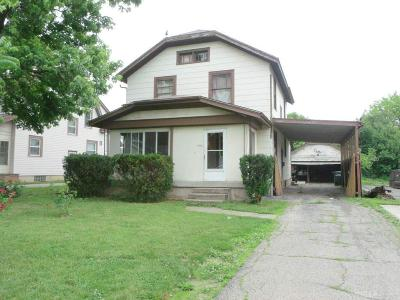Dayton Single Family Home For Sale: 2426 Catalpa Drive