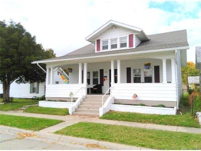 New Carlisle Single Family Home For Sale: 209 Church Street
