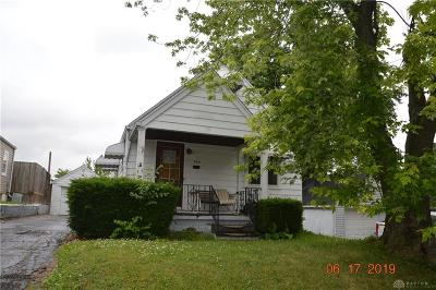 Dayton Single Family Home For Sale: 929 Highridge Avenue