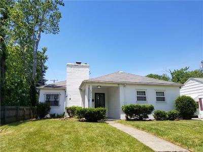 Dayton Single Family Home For Sale: 1711 Tennyson Avenue