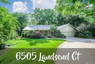 Butler Township Single Family Home For Sale: 6505 Landsend Court