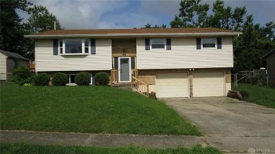 Miamisburg Single Family Home For Sale: 839 Lea Avenue