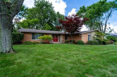 Beavercreek Single Family Home For Sale: 2271 Apricot Drive