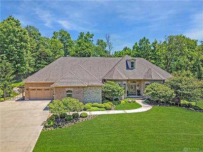 Beavercreek Single Family Home For Sale: 1924 Amys Ridge Court