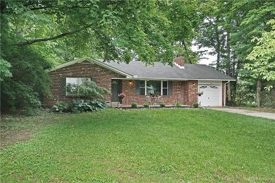 Warren County Single Family Home For Sale: 678 Franklin Road
