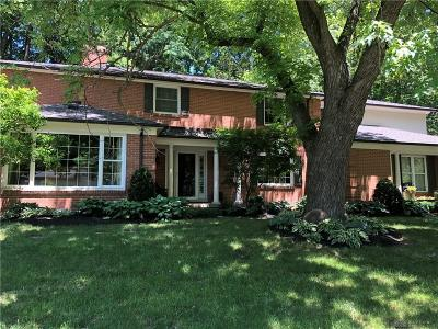 Oakwood Single Family Home For Sale: 433 Thornhill Road