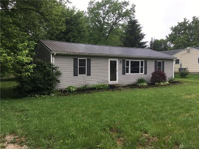 Springfield Single Family Home For Sale: 6175 Moorefield Road