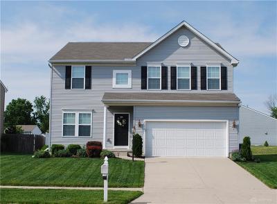Dayton Single Family Home For Sale: 2078 Matt Way