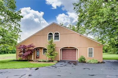 Springfield Single Family Home Pending/Show for Backup: 5049 New Carlisle Pike
