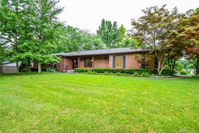 Beavercreek Single Family Home For Sale: 4428 Entrada Drive