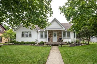 New Carlisle Single Family Home For Sale: 318 Adams Street