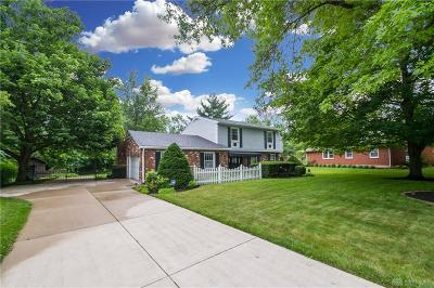 Centerville Single Family Home For Sale: 605 Clareridge Lane