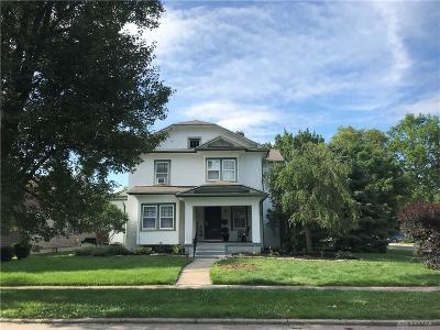 Oakwood Multi Family Home For Sale: 1617 Delaine Avenue