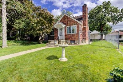 Dayton Single Family Home For Sale: 1434 Huffman Avenue