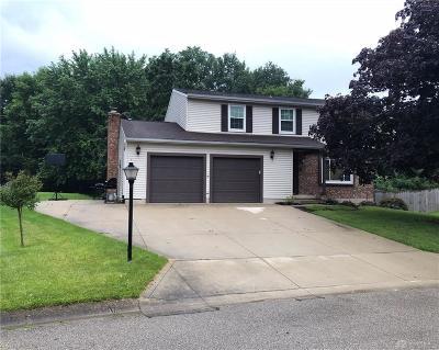 Beavercreek Single Family Home For Sale: 4195 Golden Eagle Court