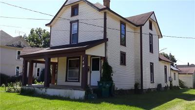 West Milton Single Family Home For Sale: 149 Hamilton Street
