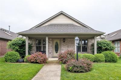 Xenia Single Family Home For Sale: 935 Cannondale Avenue