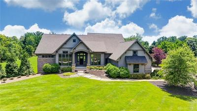 Bellbrook Single Family Home For Sale: 4453 Sunset Court