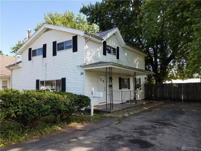 Fairborn Single Family Home For Sale: 30 Frahn Avenue