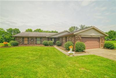 Fairborn Single Family Home For Sale: 4973 Arabian Drive