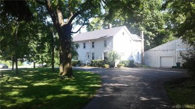Troy Single Family Home For Sale: 3850 State Route 571