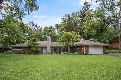 Beavercreek Single Family Home For Sale: 3663 Cedarwood Lane